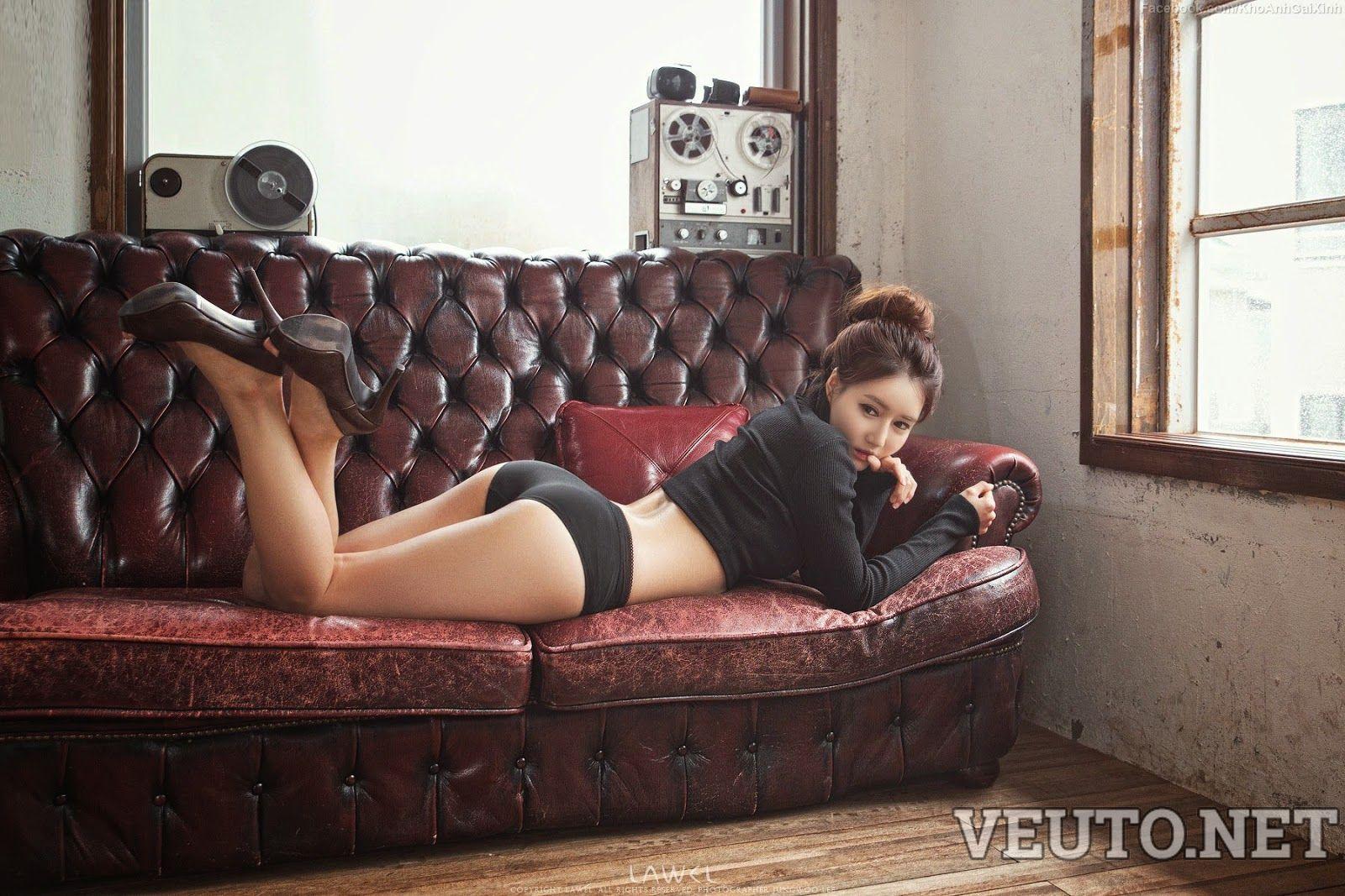 Model girl Korean cute